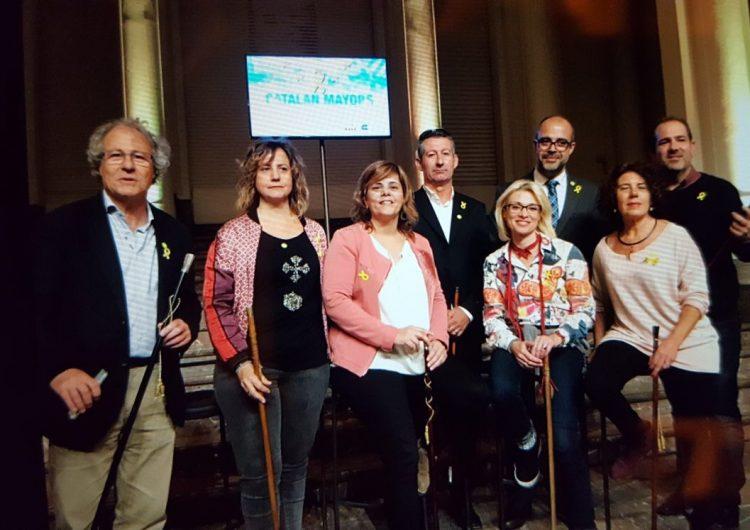 Els 7 alcaldes de la Noguera que han viatjat a Brussel·les