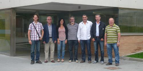Ajuntaments de la Noguera dipositen els seus fons documentals a l'arxiu comarcal