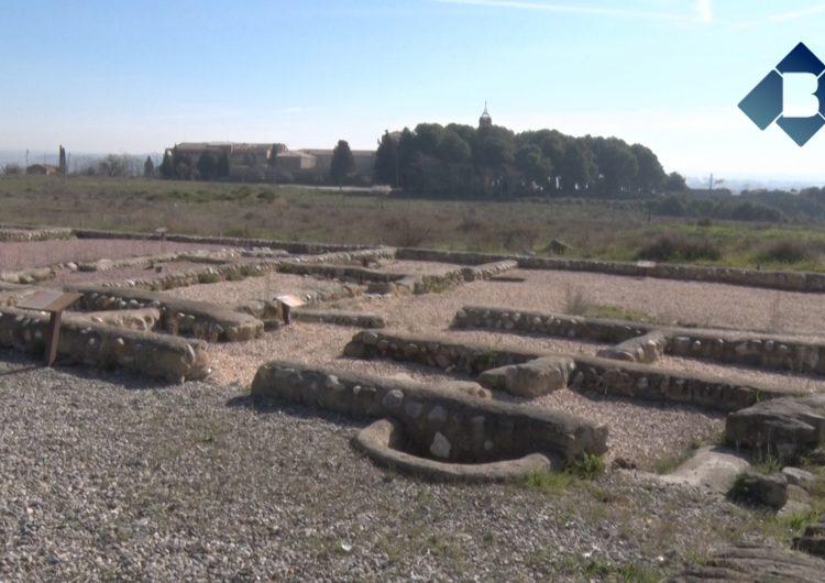 El Museu de la Noguera treballa en un nou projecte de recerca al jaciment del Pla d'Almatà