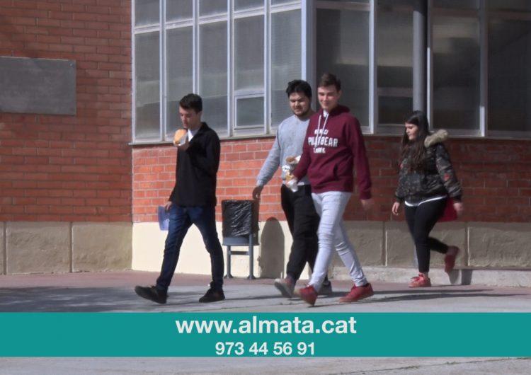 Inici preinscripció als Cicles Formatius de l'Institut Almatà de Balaguer