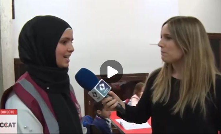 Connecti.cat: Classes d'àrab amb Chabab Al Amal