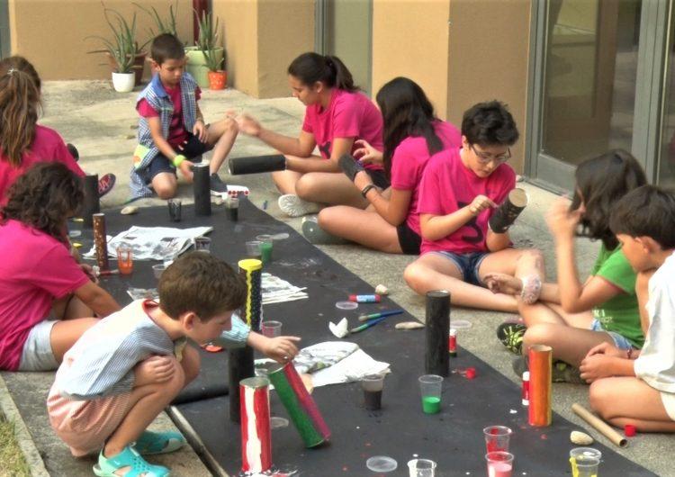 Art Estiu i Petit Art Estiu, una proposta cultural per infants de totes les edats