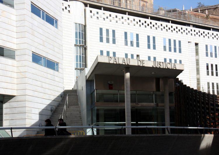 Accepta tres anys de presó per vendre drogues a Balaguer