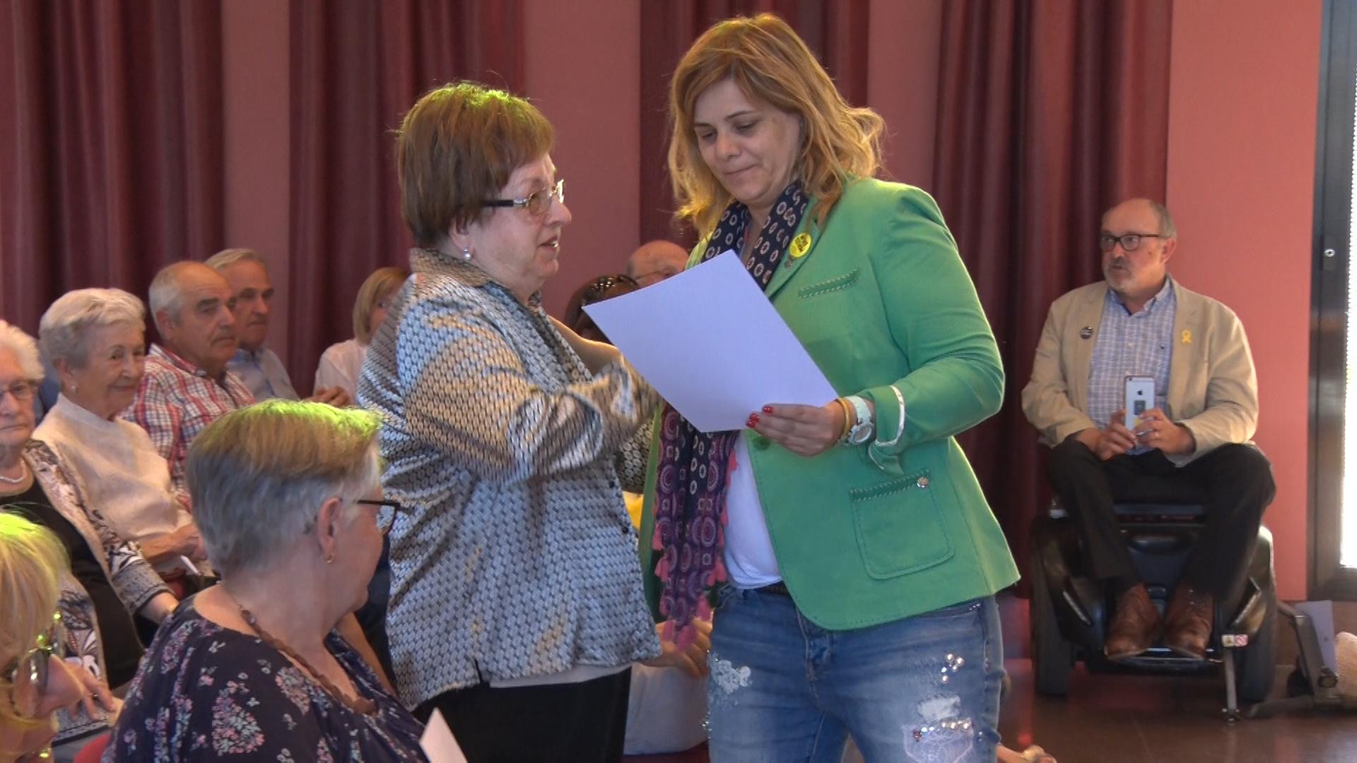 Balaguer finalitza el curs 2018-2019 de les Aules d'Extensió Universitària