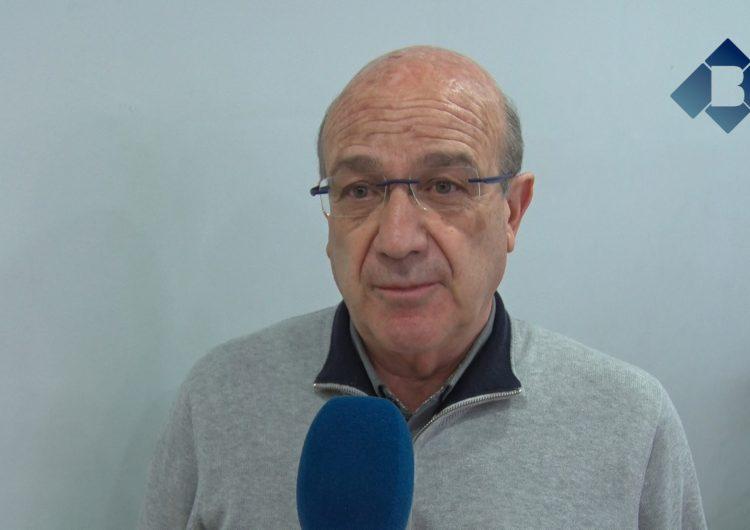 Antonio Ayguadé, president del CF Balaguer pels pròxims quatre anys