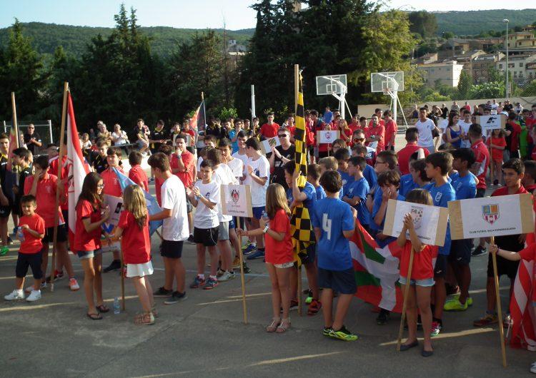 Comença el V Torneig Internacional de Futbol Sala Balaguer-Àger-Os