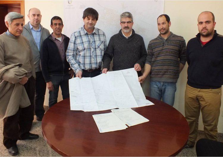 Balaguer i Bellcaire signen les actes de delimitació dels termes municipals