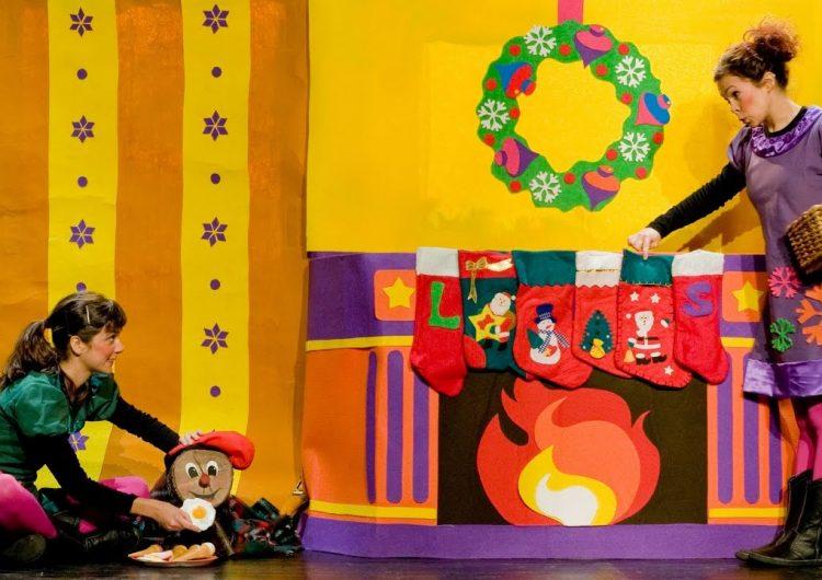 """El cicle """"Emboirats"""" de Balaguer porta aquest diumenge l'espectacle familiar """"Contes de Nadal de les germanes Baldufa"""""""