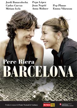 'Barcelona' de Pere Riera al Teatre Municipal de Balaguer