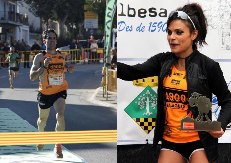 Àlex Salinas, Rosa Mari Carulla, Sergi Nunes i Natàlia Bernat, campions de la Lliga Ponent Eurosomni 2017