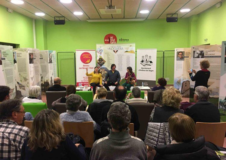 La Biblioteca d'Artesa de Segre inicia les activitats del cicle Biblioteques amb DO