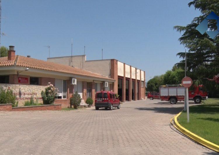 La Generalitat invertirà 797.308 euros en la millora del Parc de Bombers de Balaguer