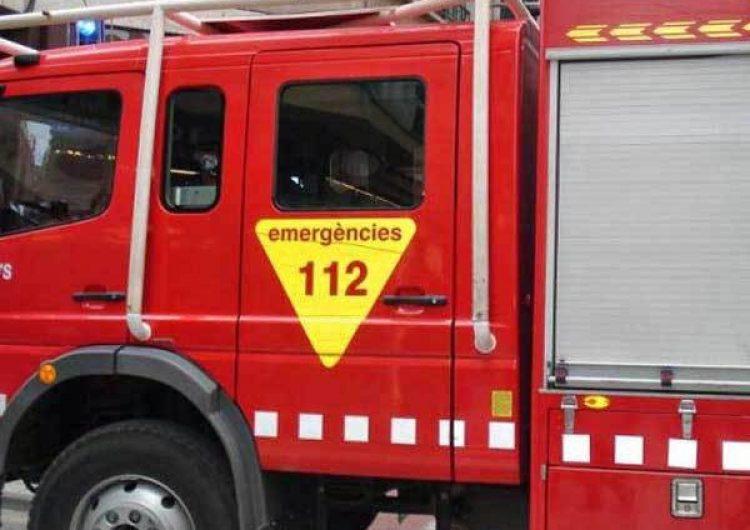 L'esfondrament parcial de la teulada d'un edifici de Balaguer obliga a desallotjar cinc veïns