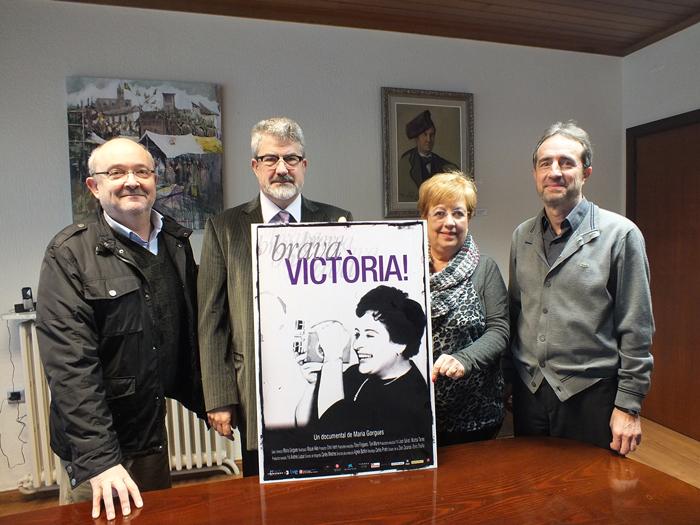 El grup d'Art4 de Balaguer homenatja diumenge Victòria dels Àngels