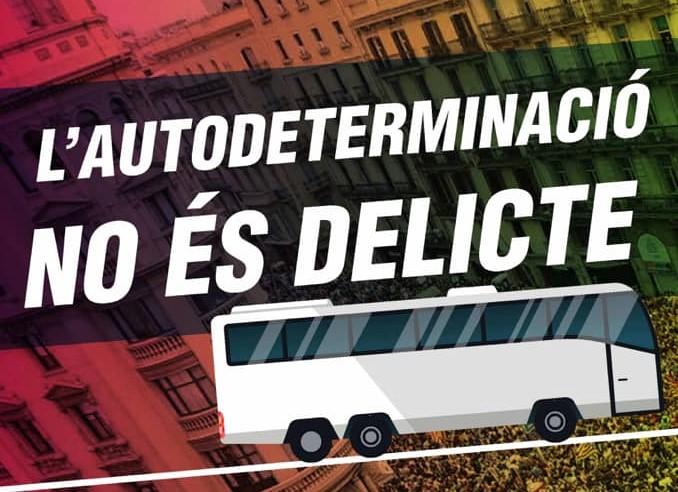 Balaguer, Artesa de Segre i Bellcaire d'Urgell organitzen autobusos per la manifestació de dissabte a Barcelona