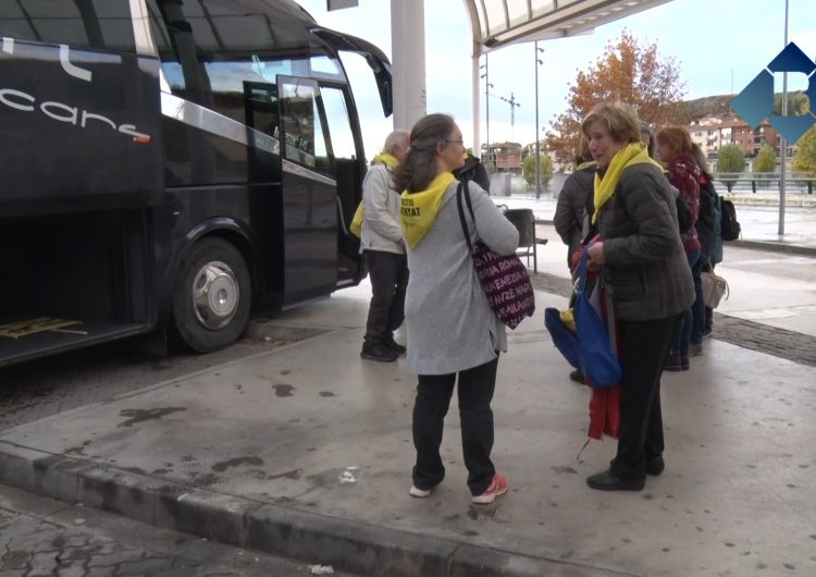 Més d'un centenar de balaguerins viatjaran en autobús a la manifestació del 16 de març a Madrid