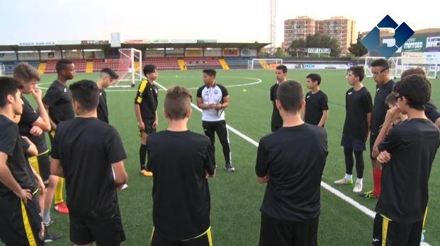 El cadet B del CF Balaguer campió de lliga