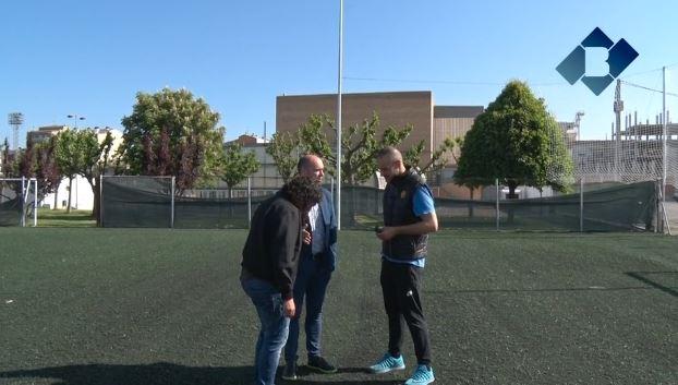 Finalitzen les obres del nou camp annex de futbol