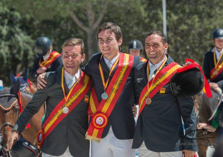 Albert Hermoso, bronze al Campionat d'Espanya