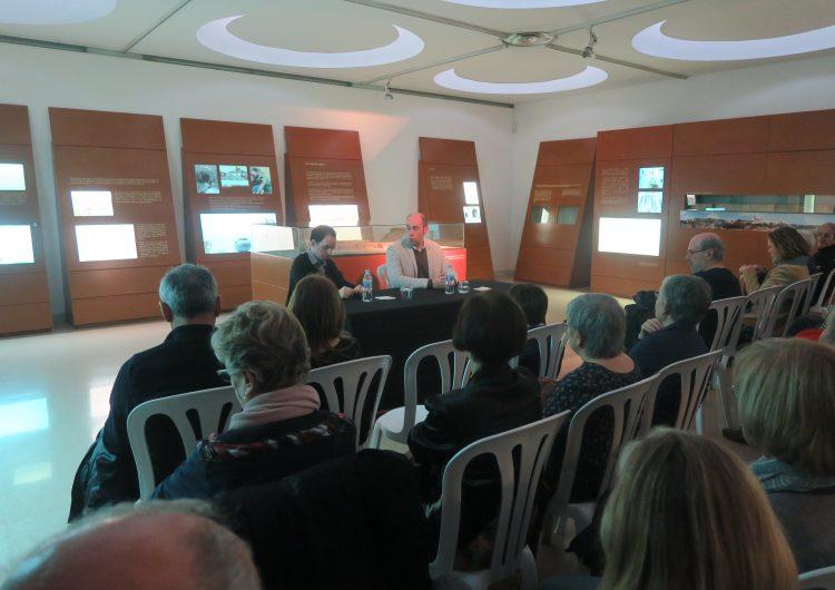 Francesc Canosa presenta a Balaguer el seu darrer llibre, 'Sixena: la croada de la memòria'