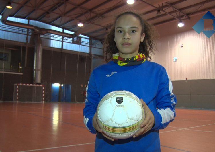 Carmen Bello de l'EFS Balaguer Comtat d'Urgell convocada amb la selecció catalana pel Campionat d'Espanya