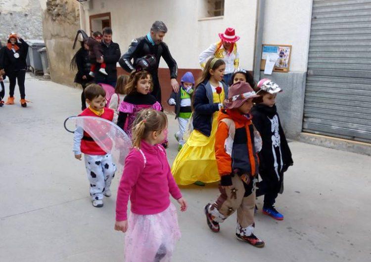 La Sentiu de Sió celebra la Rua de Carnaval