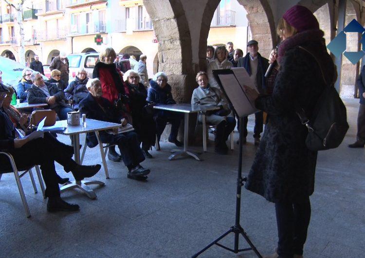 Vermut literari en record a Josep Carner-Ribalta