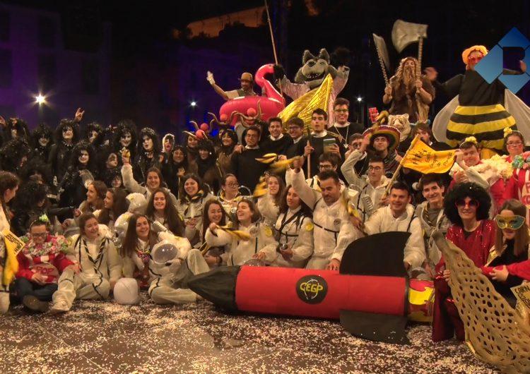 El 1r Concurs de Comparses, protagonista del dissabte de Carnestoltes a Balaguer