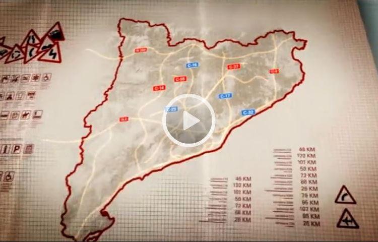Carreteres 11: La N-II (Girona)