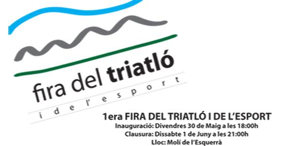 I Fira del Triatló i l'Esport en el marc de la Triatló Internacional de Balaguer