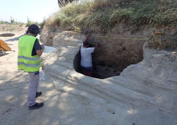 Troben restes arqueològiques dels anys 1.800-1.500 aC a la finca Castell del Remei