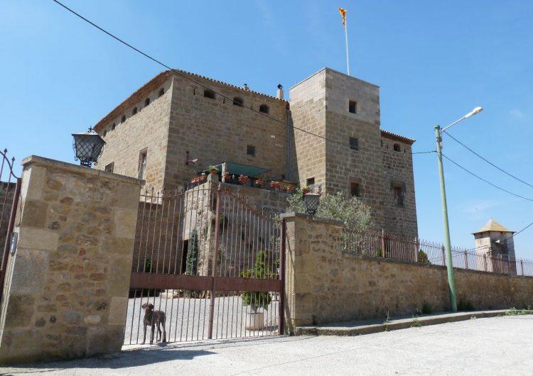 A la venda el castell de Preixens, declarat Bé Cultural d'Interès Nacional