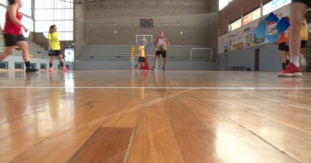 L'equip Sènior Femení del Club Bàsquet Balaguer torna als entrenaments