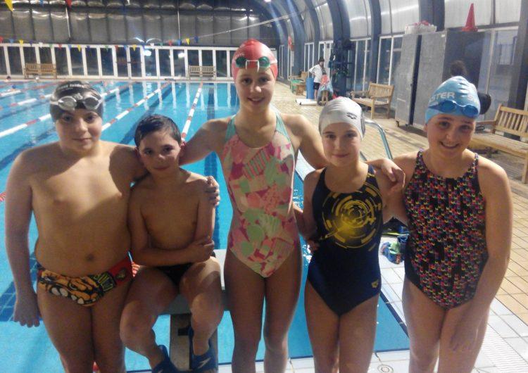 La Federació Catalana de Natació convoca diversos nedadors del CEN Balaguer
