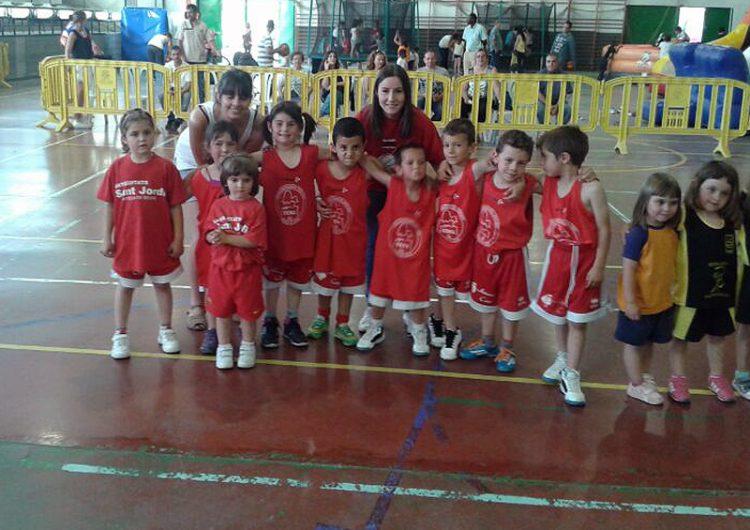 Festa de Final de Curs del CENG Bàsquet d'Artesa de Segre