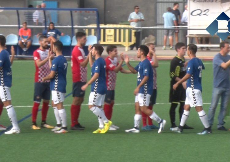 El CF Balaguer suma un punt contra la UE Rapitenca
