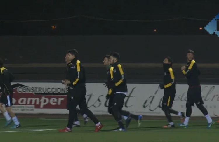 El CF Balaguer vol continuar la bona ratxa contra el Martinenc