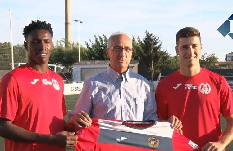 El CF Balaguer refoça la plantilla amb Jean Marco i Jordi Pedrós