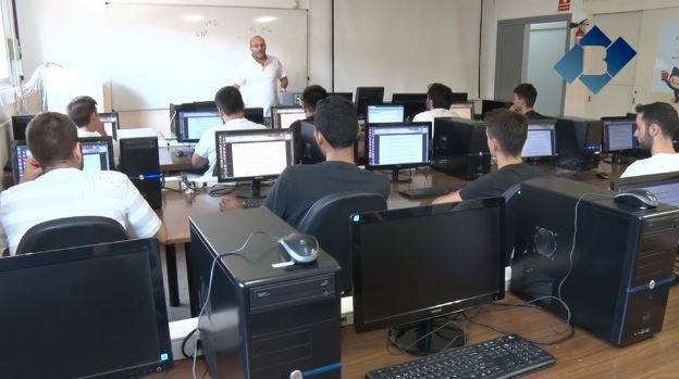 Prop de 200 alumnes inicien el nou curs de cicles formatius a Balaguer