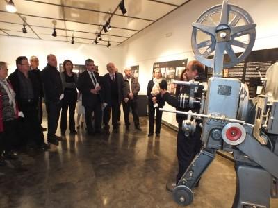 Exposició sobre la història dels cinemes de Balaguer