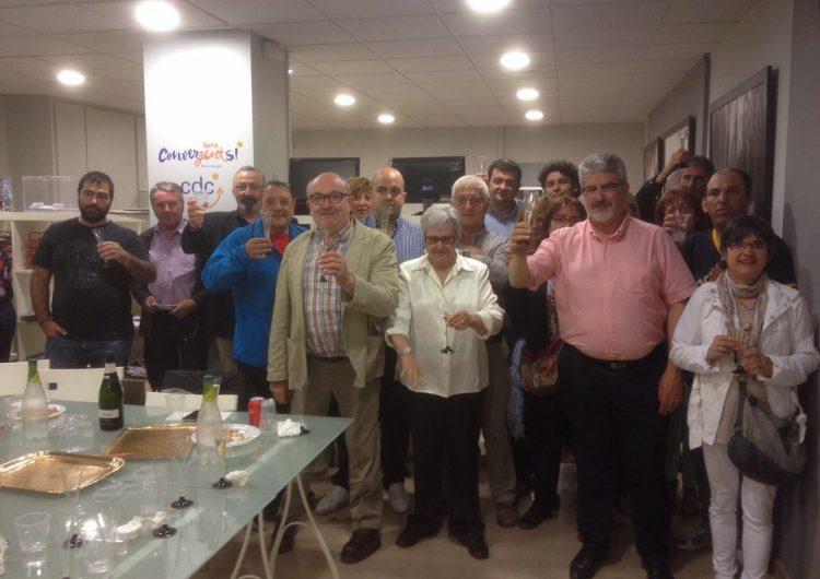 Majoria sobiranista a l'Ajuntament de Balaguer amb CiU, ERC i CUP