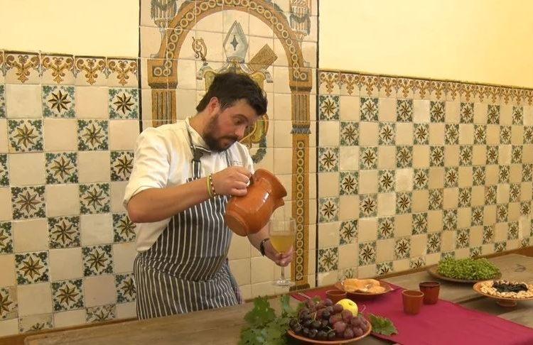 Toc de Xef 141: Clareia del restaurant El Claustre del Monestir de les Avellanes