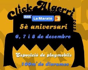 La població d'Algerri acull una nova edició del Click Algerri en benefici de la Marató de TV3