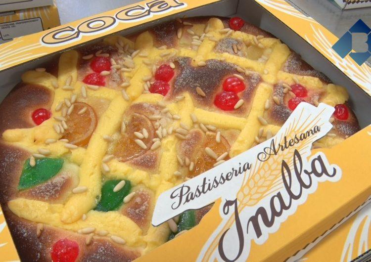 Els pastissers confien que la venda de coques de Sant Joan augmenti lleugerament
