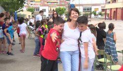 Últim dia d'escola a Balaguer