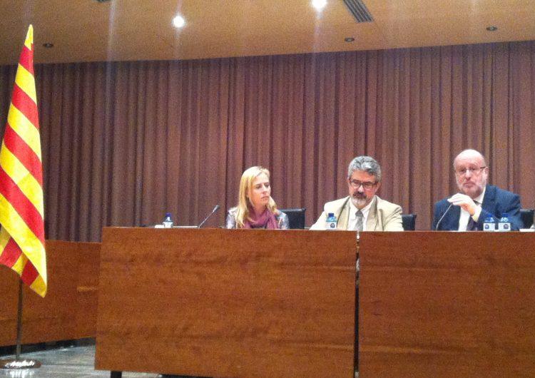 """Àngel Colom parla de """"Sobirania i Cohesió social"""" a Balaguer"""