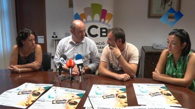 Balaguer celebra la 1a edició del 'Comerç a la Fresca' el proper 21 de setembre
