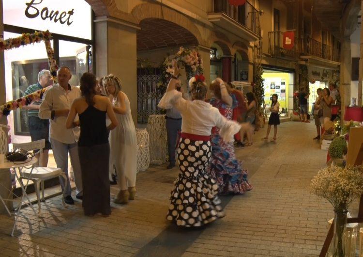 Balaguer celebra aquest dissabte la 2a Nit del Comerç del Centre Històric