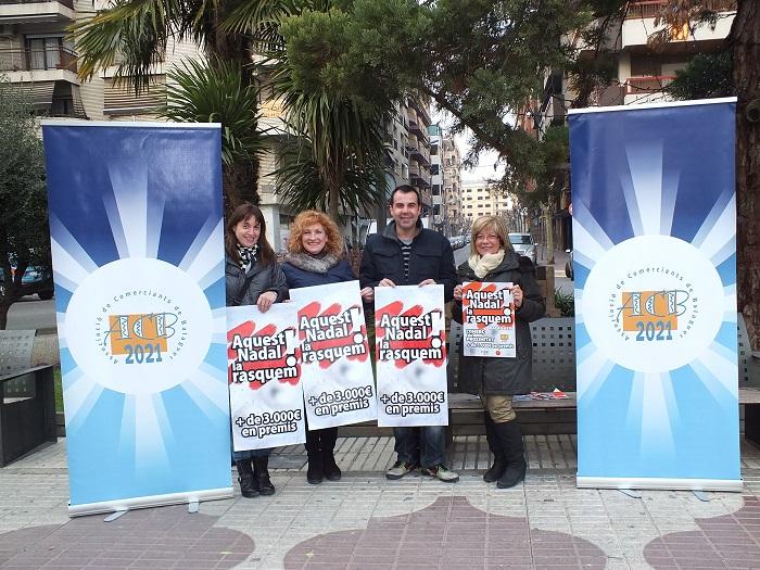 El comerç de Balaguer repartirà aquest Nadal més de 3.000 euros en premis