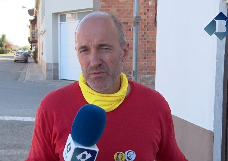 L'alcalde de Torrelameu qualifica els actes vandàlics com a 'catalanofòbics'